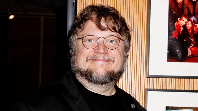 PHOTO:Writer/Director Guillermo del Toro
