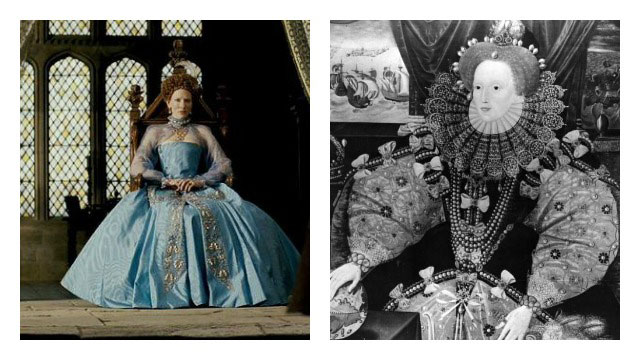 PHOTO: Cate Blanchett as Queen Elizabeth I