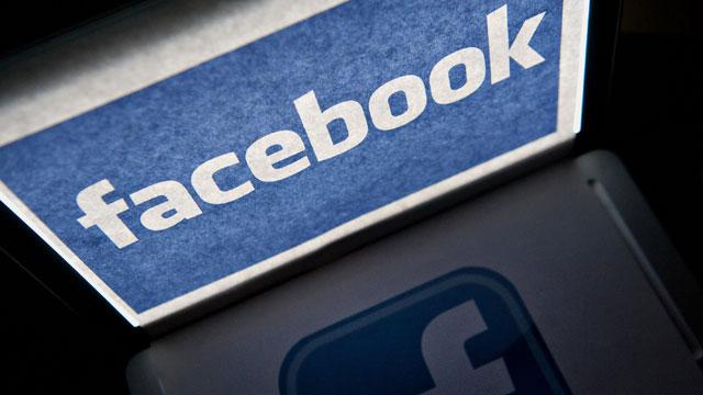 PHOTO: The Facebook Inc. Logo