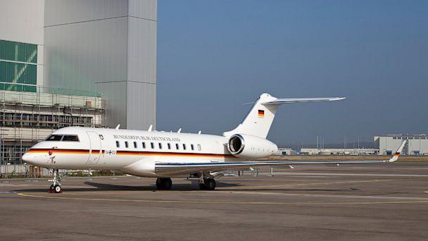 German government jet