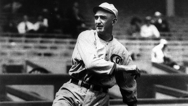 PHOTO:Aug 18, 2005; Chicago, IL, USA; 'Shoeless'Joe Jackson and seven of his Chicago White Sox teammates were implicated in fixing the 1919 World Series and letting the Cincinnati Reds win.