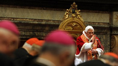 PHOTO: Who will become the next pope? Place your bets.