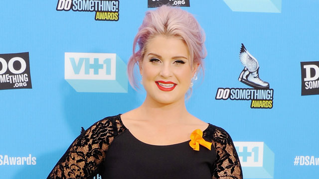 PHOTO: Kelly Osbourne at the 2013 Do Something Awards in Hollywood, California on July 31, 2013.
