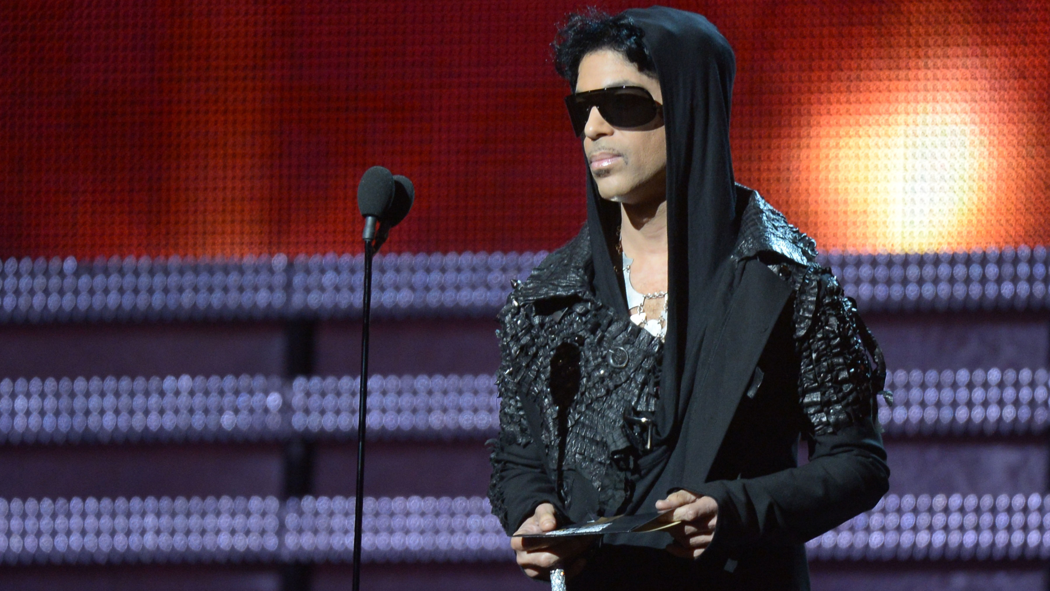 PHOTO: The artist formerly known as the artist formerly known as Prince.