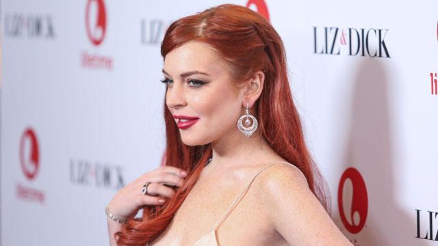 PHOTO:Lindsay Lohan, trendsetter.