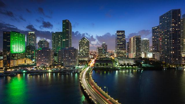 PHOTO:Miami, Florida.