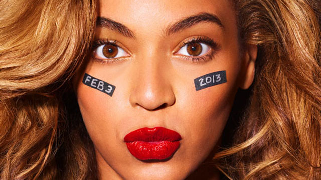 PHOTO: Beyonce Superbowl