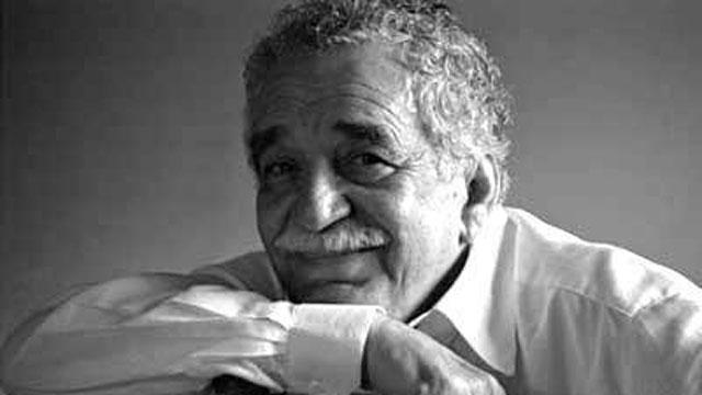 PHOTO:Gabriel Garcia Marquez