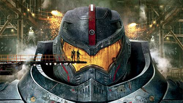 PHOTO:Pacific Rim opens in movie theaters on July 12.
