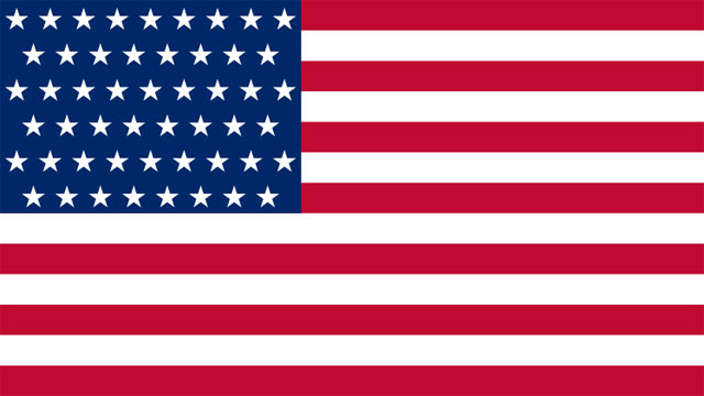 PHOTO: This Could Be the New US Flag if Puerto Rico Becomes a State.