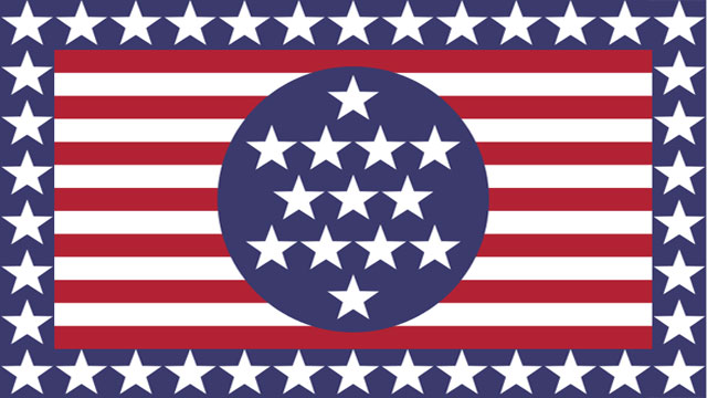 PHOTO: This Could Be the New US Flag if Puerto Rico Becomes a State