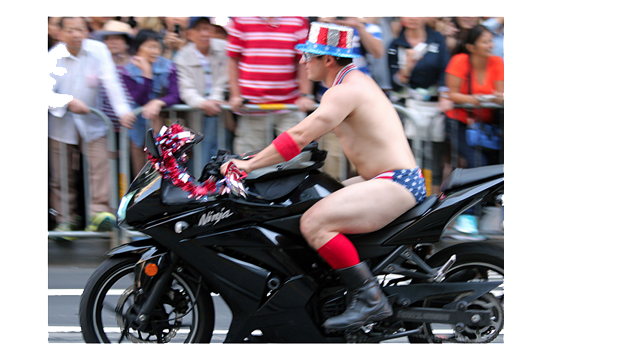 PHOTO: In honor of 4th of July: Here are 26 people who love America more than you.