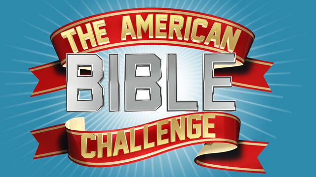 PHOTO: Christian gameshow 'The American Bible Challenge'.