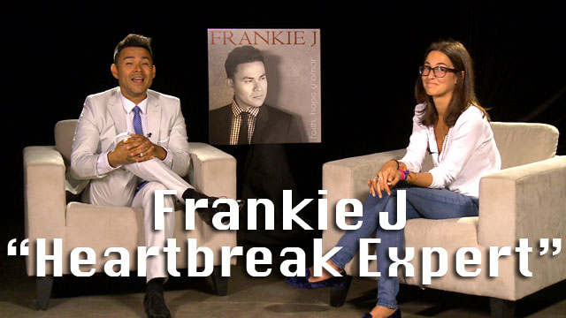 """PHOTO:Frankie J is still singing about heartbreak on his first album in 4 years, """"Hope Faith y Amor""""."""
