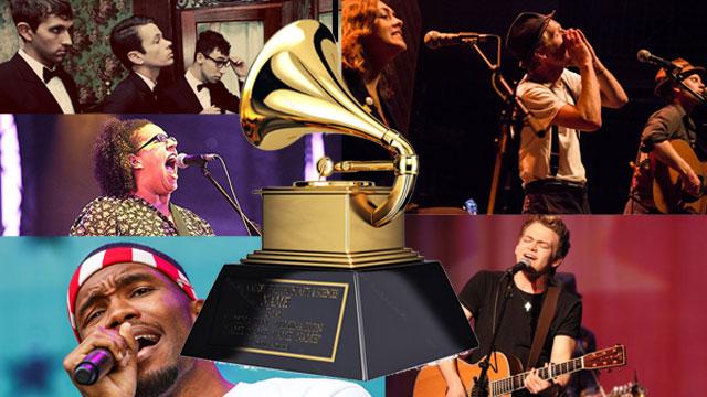 """PHOTO:The """"Best New Artist"""" 2013 Grammy Nominees"""