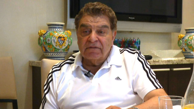 "Mario Kreutzberger, aka Don Francisco, at his home in Miami. This October his show, ""Sabado Gigante"" celebrates its 50th anniversary."