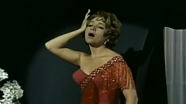 PHOTO:Spanish diva Sara Montiel made it big in Mexico and Hollywood in the 50s.