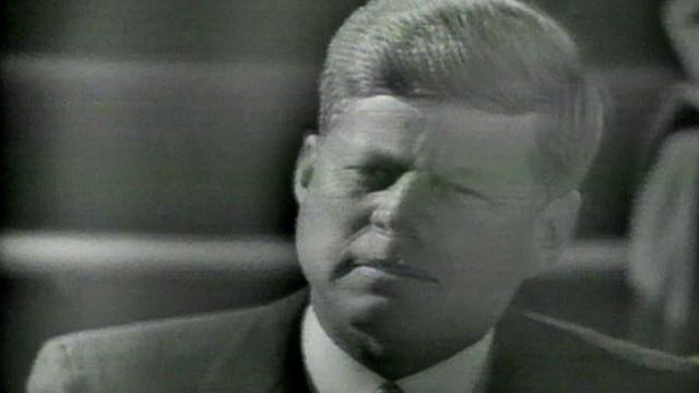 VIDEO: JFK Inauguration