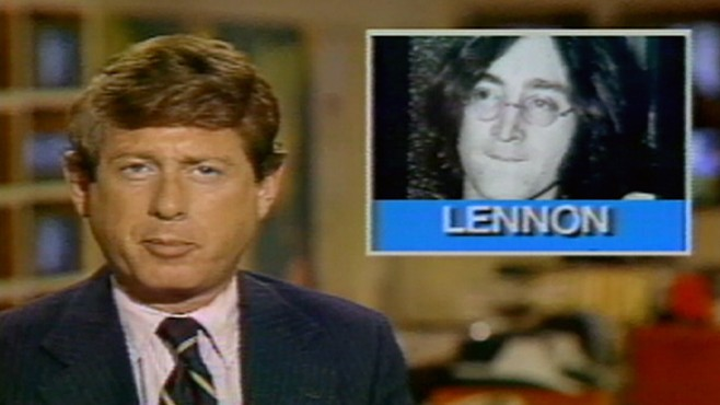 VIDEO: John Lennon Shot