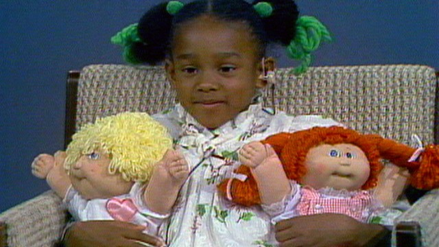 VIDEO: Cabbage Patch Kids