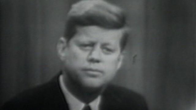 VIDEO: President John F Kennedy Press Conference