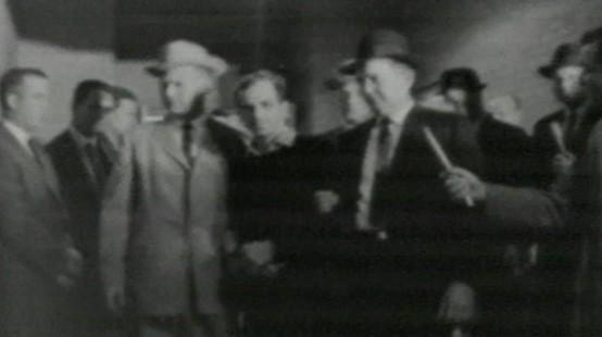 VIDEO: Lee Harvey Oswald Shot
