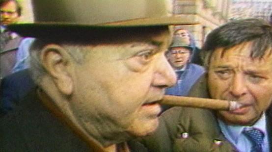 VIDEO: Mafia Bosses Sentenced