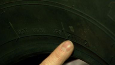 Danger on Wheels: How Old Are Your Tires?