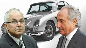 Peter Madoff?s $235,000 Company Car