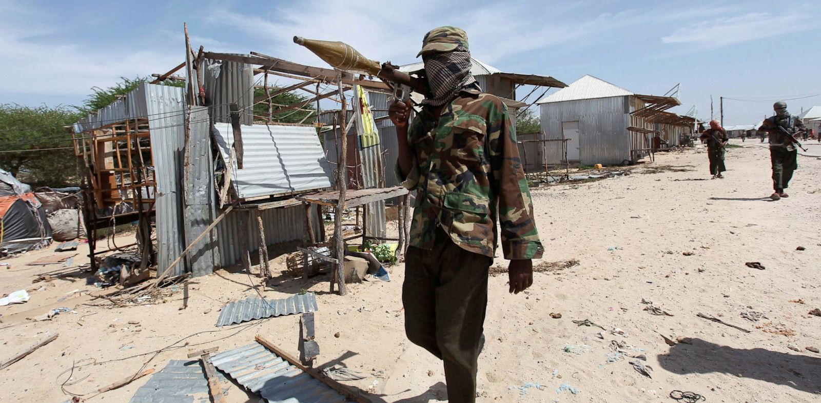 PHOTO: Al-Shabaab