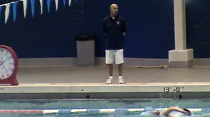 Swim coaches