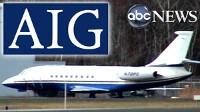 AIG corporate jets