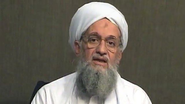 PHOTO:Ayman al-Zawahiri, al Qaeda deputy, released his first video message, June 8, 2011, to his followers since Osama bin Ladens death, vowing to avenge the martyrdom of his leader.