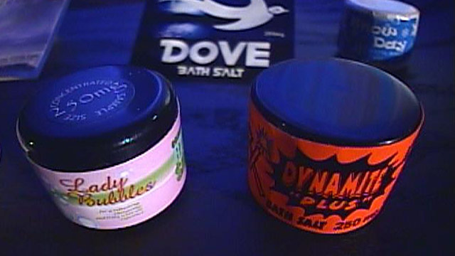 PHOTO:'Bath salts,' which have nothing in common with the products long used in bathing, are legally sold in more than 30 states.