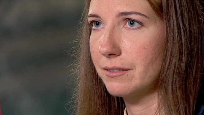 VIDEO: Jess Smochek said she was gang raped while working in Bangladesh.