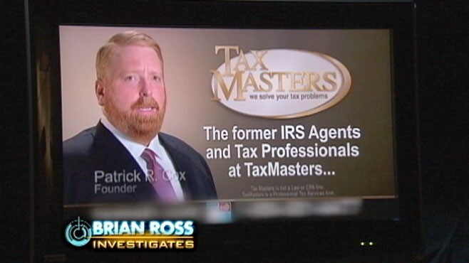 VIDEO: Patrick Cox, Tax Masters founder, under investigation for deceiving customers