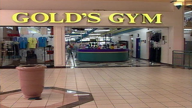 PHOTO: Gold's Gym Greenbelt, MD.