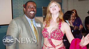 Photo: Partying With Belly Dancers While Residents Complain