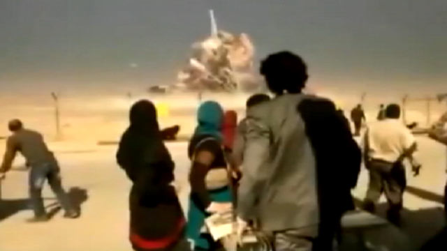 PHOTO: An Israeli commercial that makes mocking reference to Irans nuclear program and mysterious explosions inside Iran has been pulled from the air.
