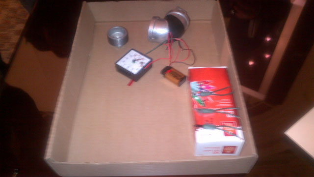 PHOTO:Alleged bomb-making material New York police confiscated during the arrest Nov. 20, 2011, of Jose Pimental on terrorism-related charges.