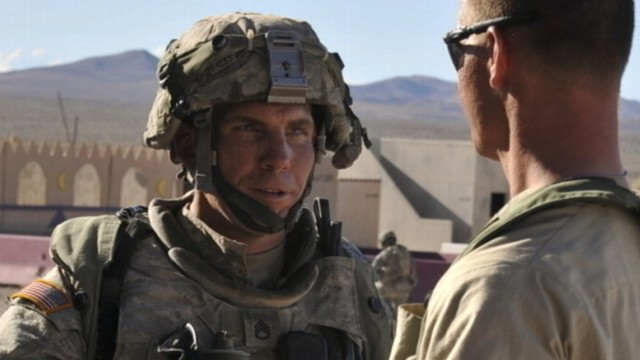 VIDEO: Army Staff Sgt. Robert Bales, 38, charged with killing 17 in Afghanistan.