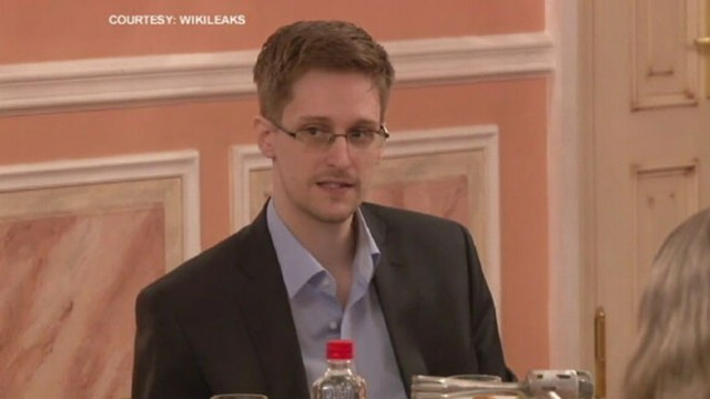 VIDEO: NSA leaker facing espionage-related charges in the U.S. has been hired by an unnamed website.