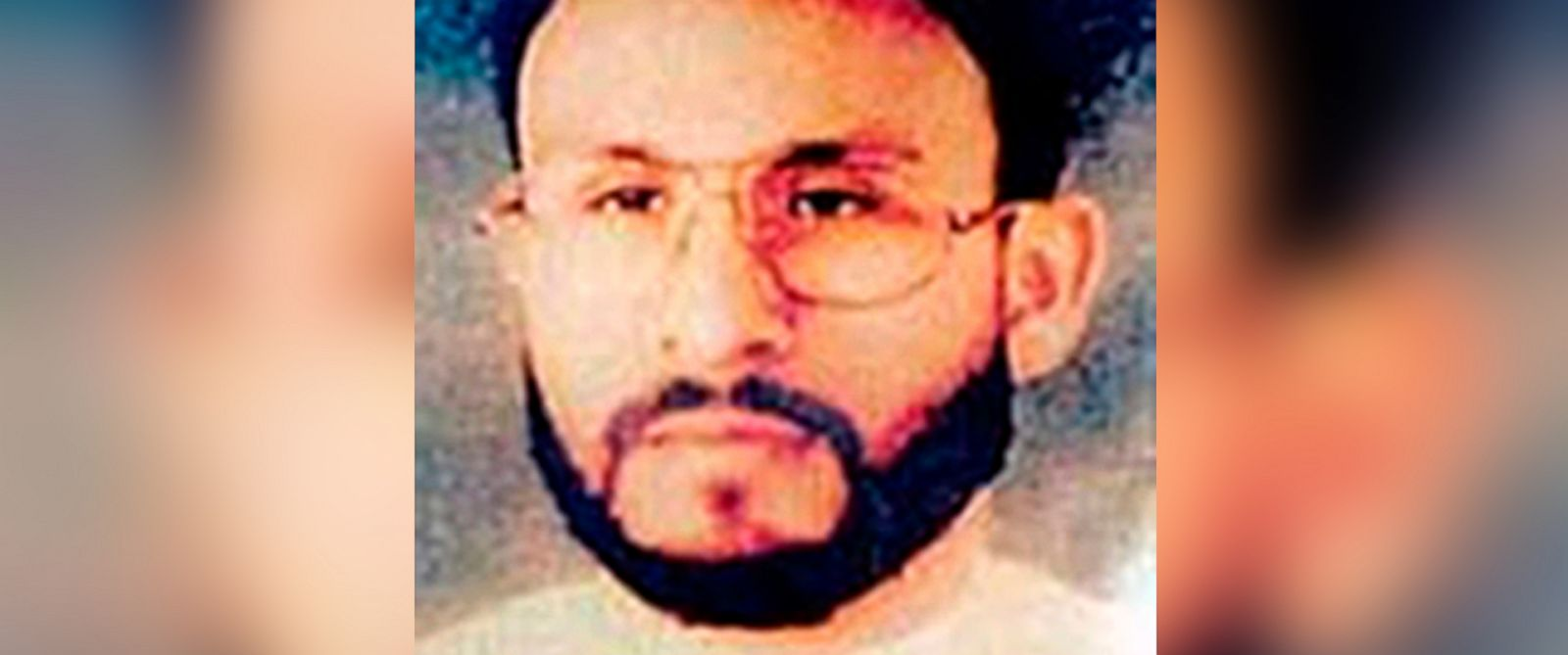 PHOTO: This undated file photo provided by U.S. Central Command, shows Abu Zubaydah, date and location unknown.