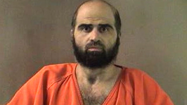 PHOTO: Nidal Hasan, the Army psychiatrist is charged in the deadly 2009 Fort Hood shooting rampage that left 13 dead.