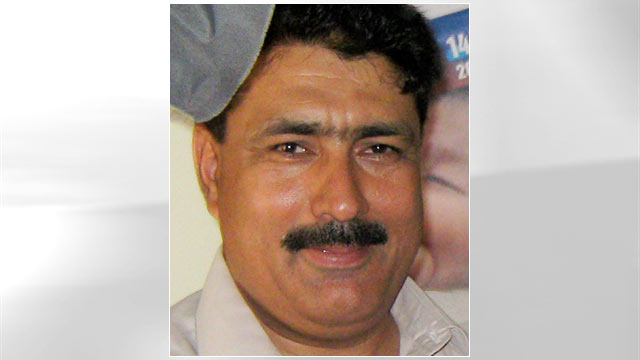 PHOTO: This photo taken on July 9, 2010 shows Pakistani doctor Shakil Afridi taken in Pakistani tribal area of Jamrud in Khyber region.