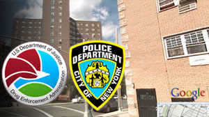 "Coordinated Multi-Agency Law Enforcement Strike In ""Operation Rotten Apple"" Shuts Down Vast Drug Operations In Two Public Housing Projects In The Bronx"