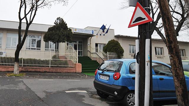 PHOTO: Secret CIA prison in Bucharest, Romania