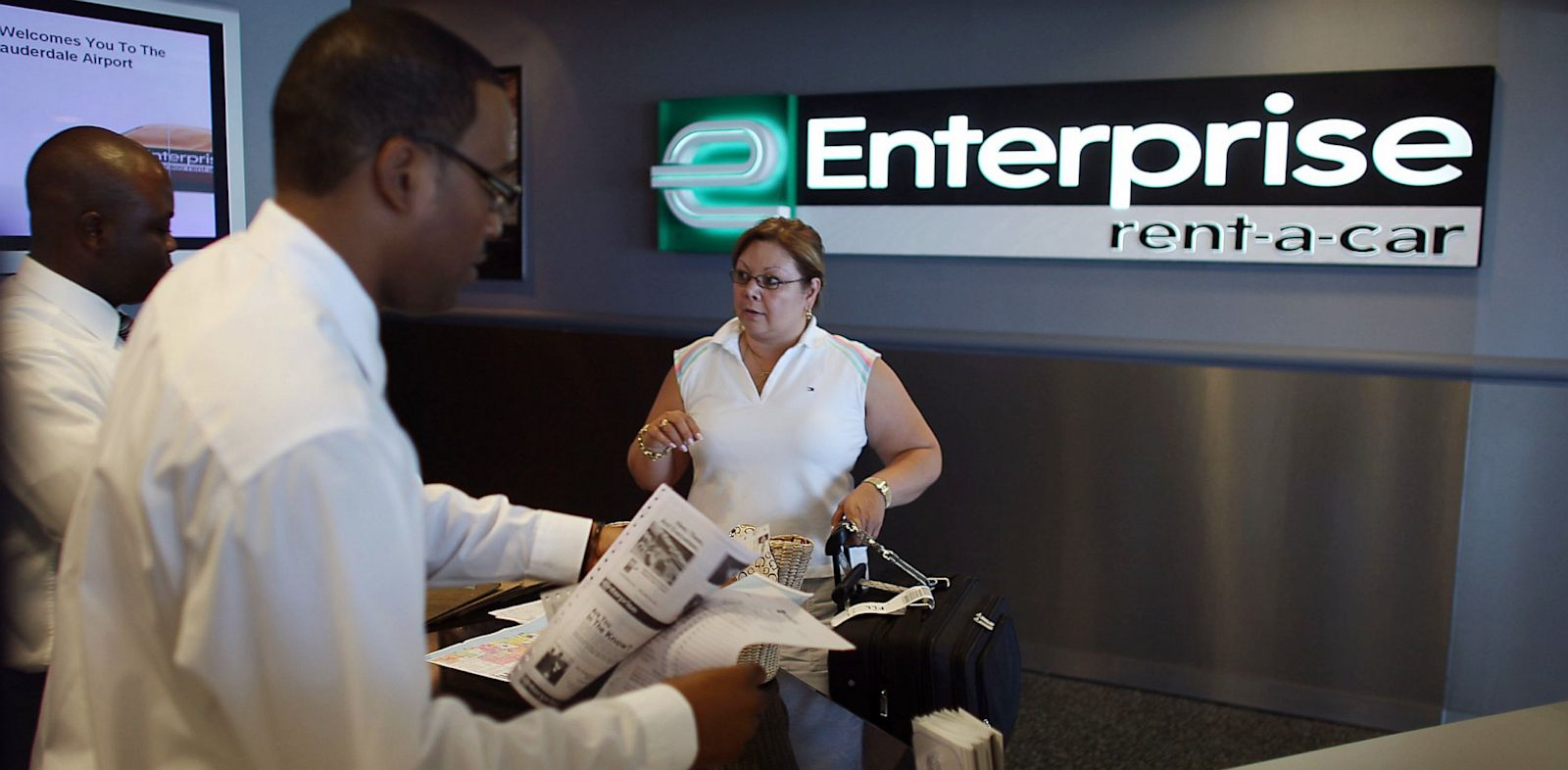 PHOTO: Enterprise rent-a-car