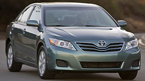 Photo: Braking issues prompt latest Toyota recall