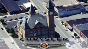 Small County Blames Chrysler for Mountains of Debt